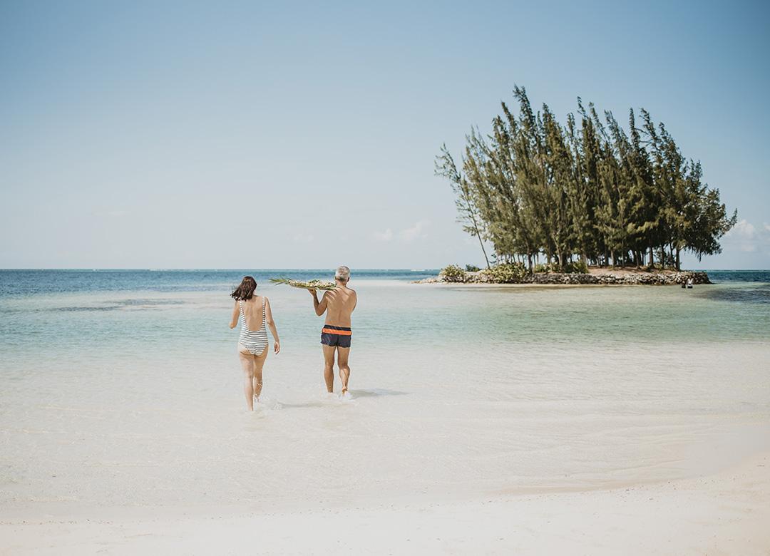 Divoké pláže Roatanu