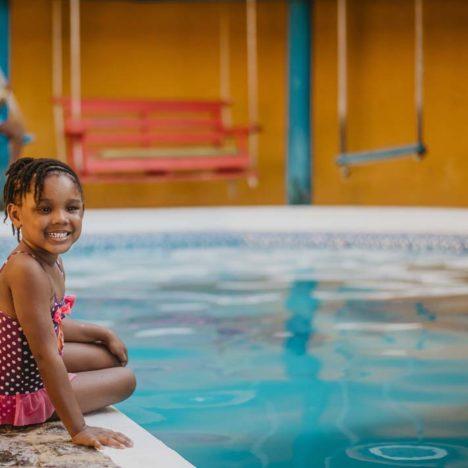 Tranquilseas Hotel Resort dětská radost u bazénu